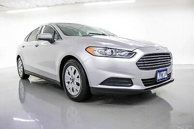 2013 Ford Fusion  2013 Ford S
