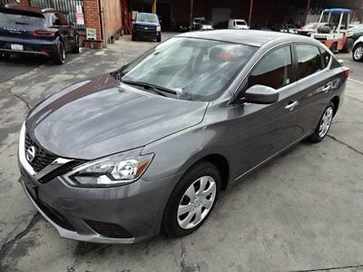 2016 Nissan Sentra SV 2016 Nissan Sentra SV Salvage Wrecked Repairable! Priced To Sell! Wont Last!