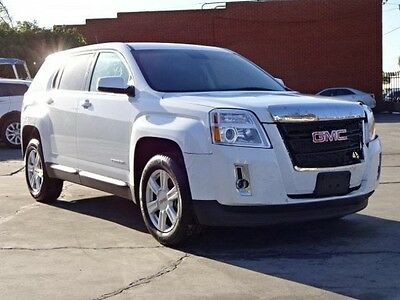 2015 GMC Terrain SLE 2015 GMC Terrain SLE Damaged Salvage Only 21K Miles Economical Priced to Sell!!