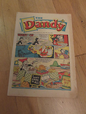 THE DANDY COMIC December 24th 1966 Number 1309
