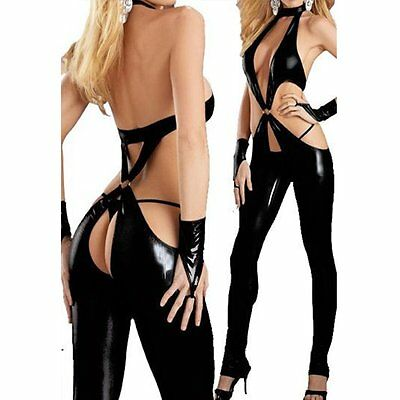 Intimo COSTUME Completo CATWOMAN fetish SLAVE SEX SHOP SISSY CAT