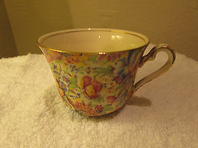 Royal Winton Breakfast Set Sunshine Cup Very Good Condition