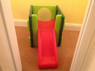 Little Tikes Activity Climbing Cube with Slide