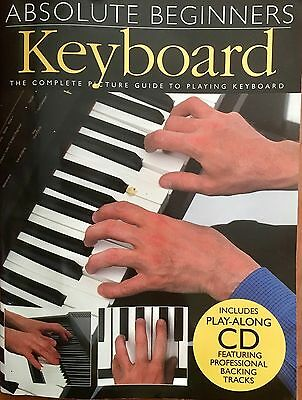 Good Copy Of Absolute Beginners: Keyboard Wise Publications  (with CD)