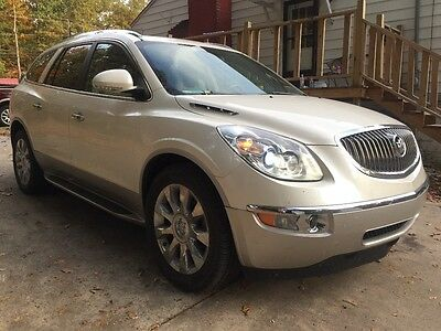 2011 Buick Enclave CXL2 2011 Buick Enclave CXL2 with 119k miles, Clean Carfax, 2 owners,
