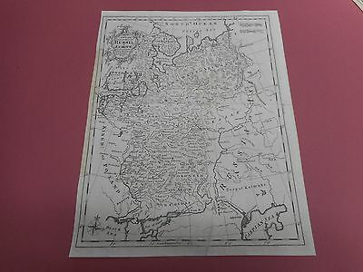 100% Original Russia In Europe Map By T Kitchin C1785