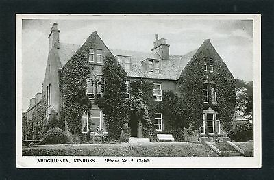 Kinross Milnathort Perthshire - Ardgairney (Country House) c1910