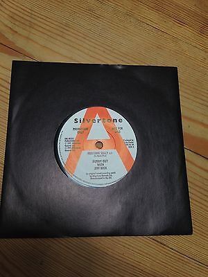 """Buddy Guy With Jeff Beck - Mustang Sally - Promo 7"""" Vinyl 1991"""