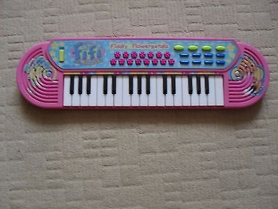 Fifi  And The Flowertots Keyboard Organ Music Toy