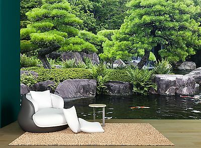 Japan Forest Gardens Nature Trees Wall Mural Photo Wallpaper GIANT WALL DECOR