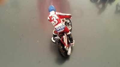 Redcar Bears---Hand Painted---2016---Speedway Model Mini Rider