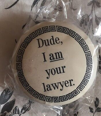 Legal Law Paperweight New