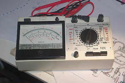 Vintage  Russian analogue multimeter  NOS