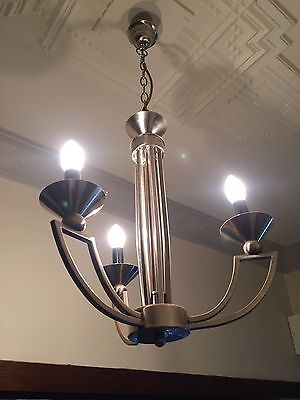 2 Off Decorative ceiling  lights (1 Large And 1 Small)