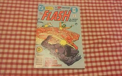 The Flash #300 DC comics August 1981 double issue VG