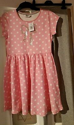 Girls Tunic Top & Leggings Outfit Age 13 Yrs Bnwt