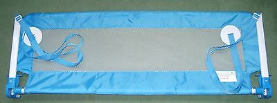 Bed guard toddler safety childs bedguard baby folding mesh rail