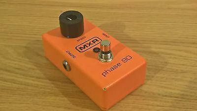 MXR Phase 90 pedal, good condition, perfect working order, Free P&P