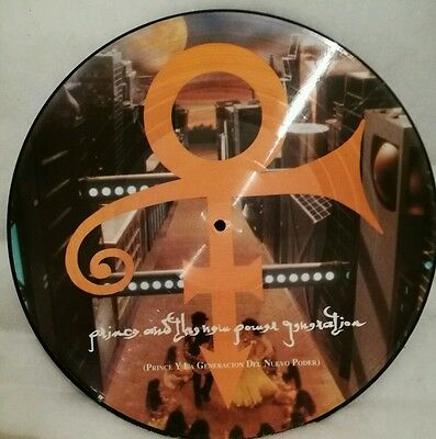 Prince LP (PICTURE DISC) MY NAME IS PRINCE