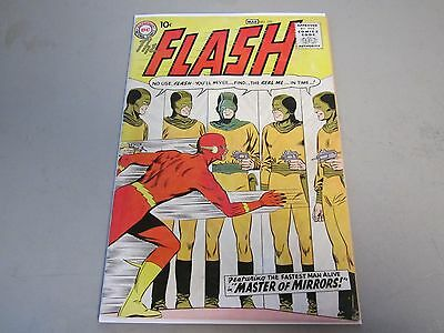 The Flash #105 Comic Book 1959  1st APPEARANCE MIRROR MASTER  KEY