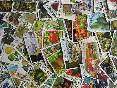 FRUIT Topical collection 70 different, check them out! Mixed condition