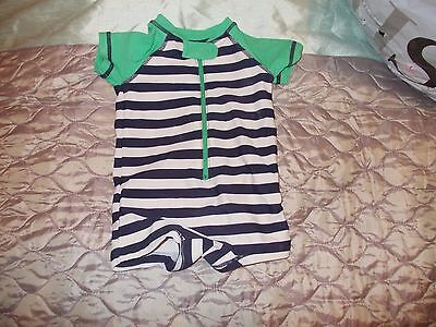 Baby gap infant swimming costume 0-3 months
