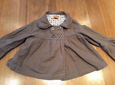 Girls Mini Mode  Coat/ Jacket Age 2-3 Years.