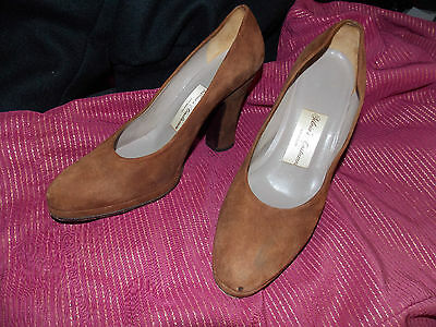 Madonna Brown Suede Shoes Worn In The Film Body Of Evidence