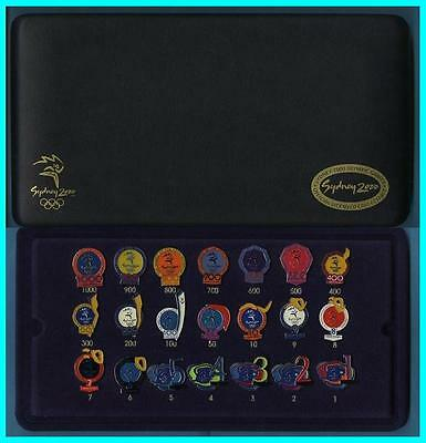 * SYDNEY 2000 OLYMPIC GAMES LIMITED EDITION * Special Commemorative Days To Go *