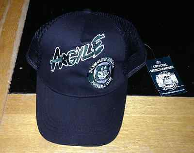 Plymouth Argyle Stocking Filler Child Trucker CapNew With Tag + More