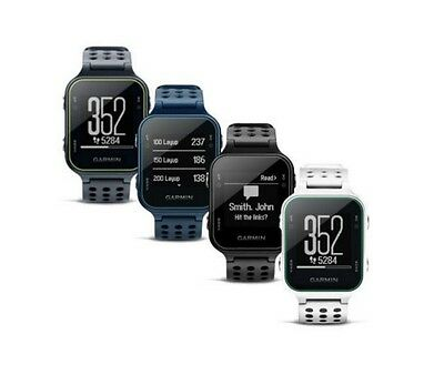 Garmin Approach S20 Watch Gps Rangefinder (Various Colours) No Fees