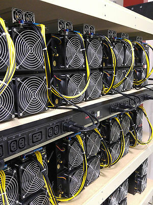 Antminer S1 S3 S5 S7 14 HOUR BITCOIN MINING CONTRACT 2000 Gh/s+-10%