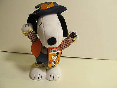 "Peanuts Animated Snoopy ""Turkey in The Straw"""