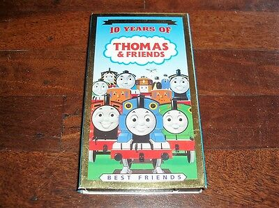 Vhs Video Tape ~ Collector's Edition 10 Years Of Thomas & Friends