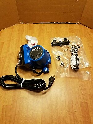 Watts 500800 Hot Water Recirculating System with Builtin Timer Power Water Pump