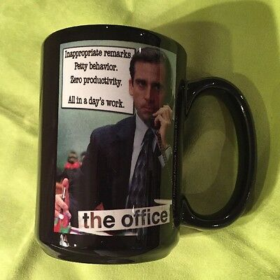 The Office Coffee Mug From The NBC Television Series. Only one!