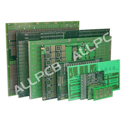 PCB Fab Double Side Custom PCB Quick Turn PCB Prototype Manufacture Service
