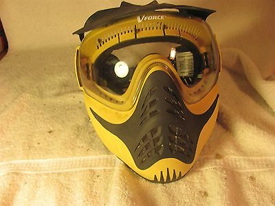 V-Force paintball mask