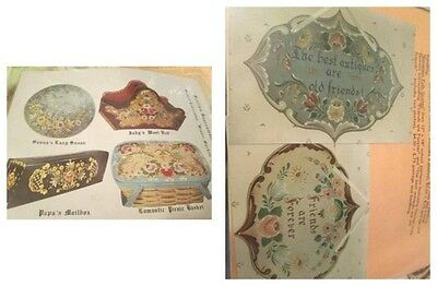 Scottie's Bauernmalerie Painting Packet- Your Choice- Scottie Foster