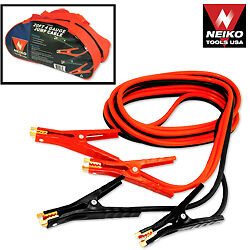 BRAND NEW HD 20 FT 4 Gauge Booster Cable Jumper Cables Emergency Automotive Tool