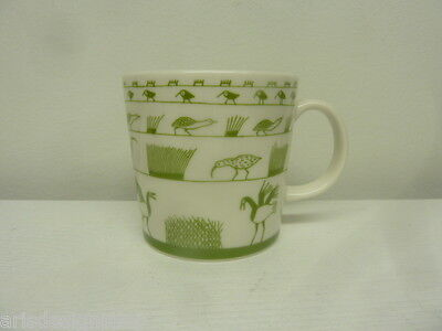 Arabia Iittala Birds by Toikka Mug green OIVA TOIKKA 50 years at Arabia