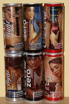 Coca-Cola cans set from AUSTRIA - #MyCokeMoment