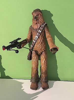 "Star Wars Figure - The Force Awakens Chewbacca 12"" inch Toy"