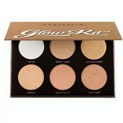 2017 Anastasia Beverly Hills Glow Kit Ultimate Glow Contour Highlighter Palette