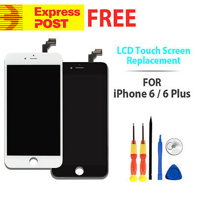 For iPhone 6 6 Plus LCD Touch Screen Replacement Digitizer Display Assembly