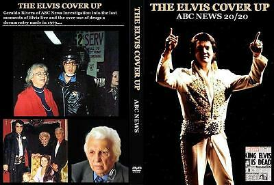 Elvis Presley Dvd- The Elvis Cover Up