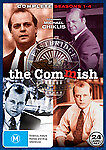 The Commish : Complete Season 1-4 (DVD, 2013, 24-Disc Set) New & Sealed