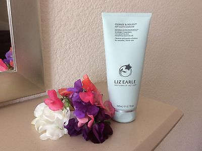 1 Liz Earle Cleanse and Polish 200ml New Never Been Used