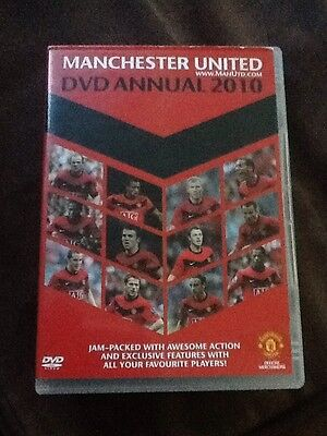 Manchester United DVD Annual 2010