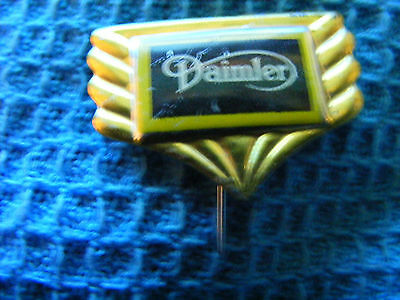 Daimler , very old Tinplate  Badge(A).